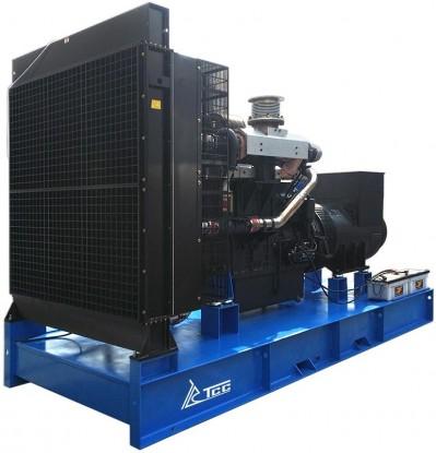 Дизельный генератор ТСС АД-600С-Т400-1РМ5 с АВР