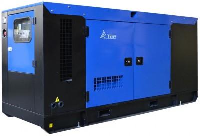 Дизельный генератор ТСС АД-60С-Т400-1РПМ11 с АВР