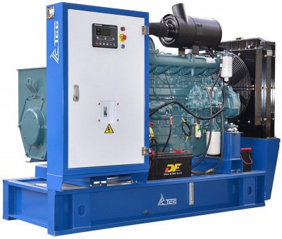 Дизельный генератор ТСС АД-60С-Т400-1РМ17