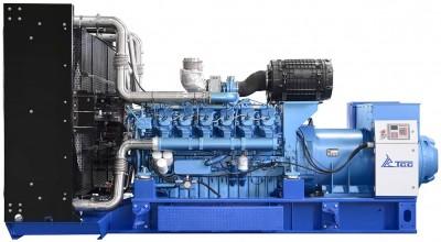 Дизельный генератор ТСС TBd 1238SA с АВР