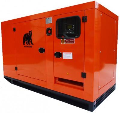 Дизельный генератор Азимут АД 24-Т400 в кожухе с АВР