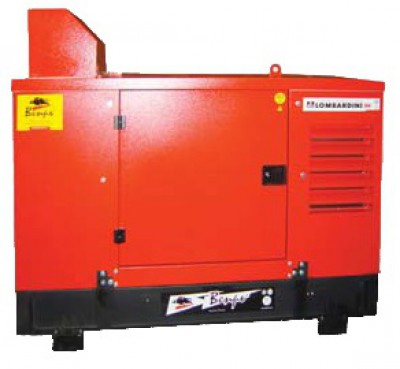 Дизельный генератор Вепрь АДС 40-Т400 РМ в кожухе с АВР