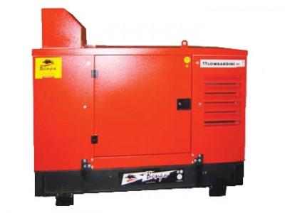 Дизельный генератор Вепрь АДА 25-230 РЯ в кожухе с АВР