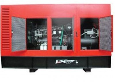 Дизельный генератор Вепрь АДС 105-Т400 РД в кожухе