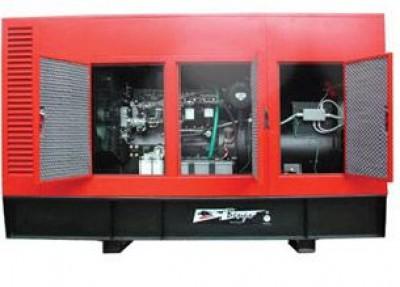 Дизельный генератор Вепрь АДС 135-Т400 РД в кожухе с АВР