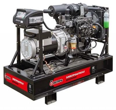 Дизельный генератор Вепрь АДС 20-Т400 РЯ