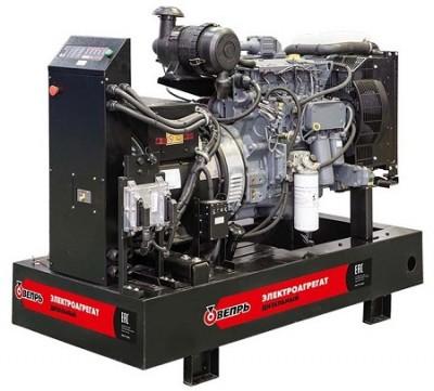 Дизельный генератор Вепрь АДС 60-Т400 РД с АВР