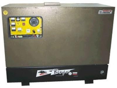 Дизельный генератор Вепрь АДС 16-230 РЯ в кожухе с АВР