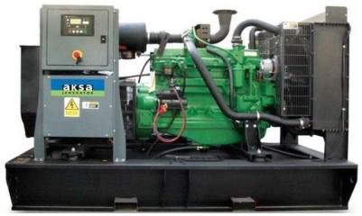Дизельный генератор Aksa AJD 170 с АВР