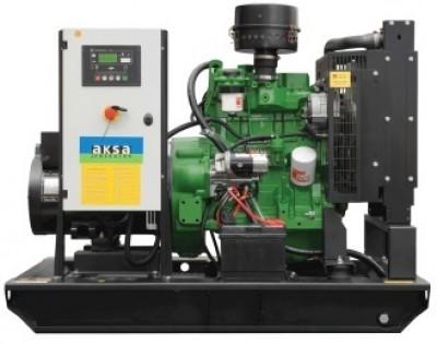 Дизельный генератор Aksa AJD 33 с АВР