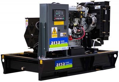 Дизельный генератор Aksa APD12A с АВР