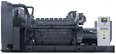 Дизельный генератор Aksa AP 1250