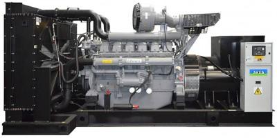 Дизельный генератор Aksa AP 2500