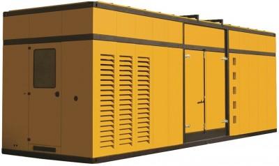 Дизельный генератор Aksa AP 2500 в кожухе