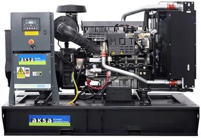 Дизельный генератор Aksa AP 220 с АВР
