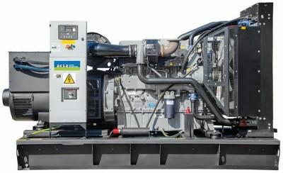 Дизельный генератор Aksa AP 500
