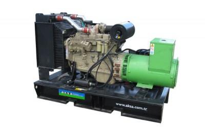 Дизельный генератор Aksa APD-145C с АВР