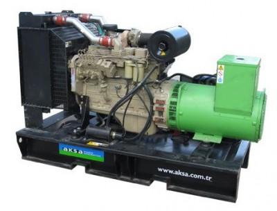 Дизельный генератор Aksa APD-275C с АВР