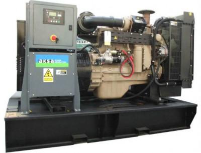 Дизельный генератор Aksa APD-43C