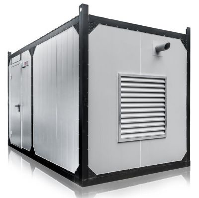 Дизельный генератор ТСС АД-400С-Т400-1РМ17 в контейнере