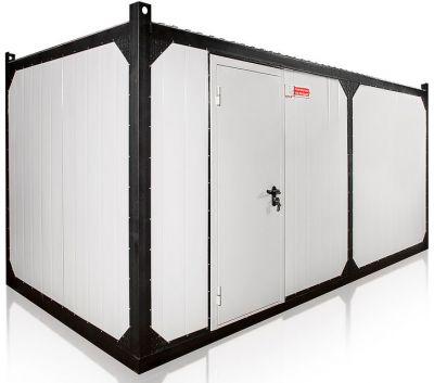 Дизельный генератор ТСС TBd 440SA в контейнере