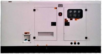 Дизельный генератор АМПЕРОС АД 360-Т400 в кожухе