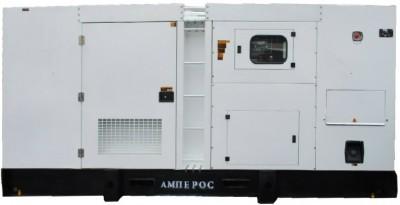 Дизельный генератор АМПЕРОС АД 640-Т400 в кожухе с АВР