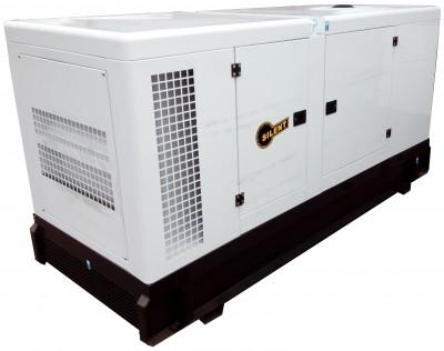 Дизельный генератор АМПЕРОС АД 250-Т400 в кожухе