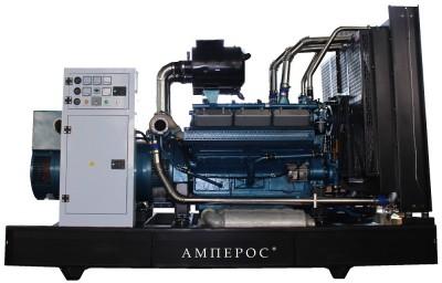 Дизельный генератор АМПЕРОС АД 250-Т400