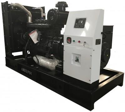 Дизельный генератор АМПЕРОС АД 350-Т400 с АВР