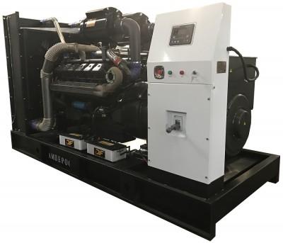 Дизельный генератор АМПЕРОС АД 600-Т400