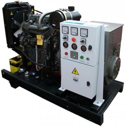 Дизельный генератор АМПЕРОС АД 100-Т400 с АВР