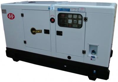 Дизельный генератор АМПЕРОС АД 100-Т400 в кожухе с АВР