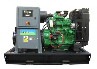 Дизельный генератор Aksa AJD-110