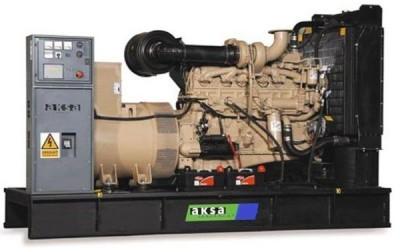 Дизельный генератор Aksa APD1100C с АВР