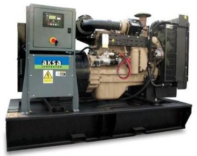Дизельный генератор Aksa APD175C с АВР