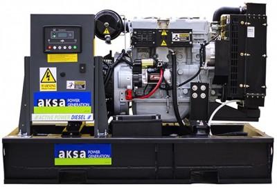 Дизельный генератор Aksa APD20A