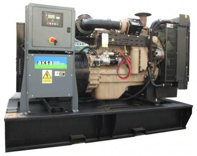 Дизельный генератор Aksa APD30C с АВР