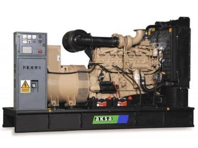 Дизельный генератор Aksa APD825C