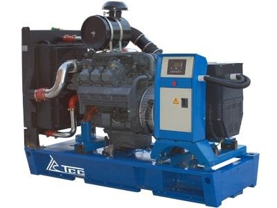 Дизельный генератор ТСС АД-180С-Т400-1РМ6 с АВР