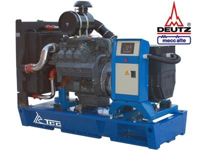 Дизельный генератор ТСС АД-300С-Т400-1РМ6 с АВР