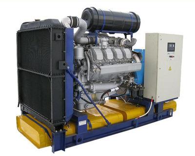 Дизельный генератор ТСС АД-250С-Т400-1РМ3 с АВР