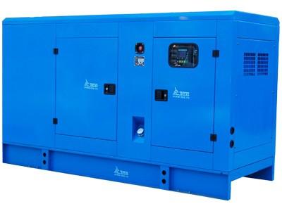 Дизельный генератор ТСС АД-120С-Т400-1РПМ19 с АВР