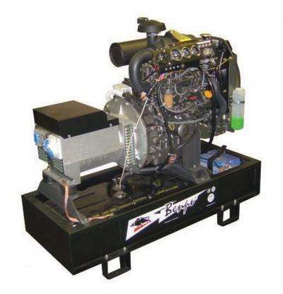 Дизельный генератор Вепрь АДА 16-Т400 РЯ с АВР