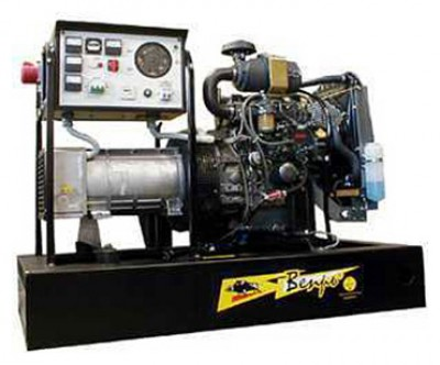 Дизельный генератор Вепрь АДА 15-230 РЯ с АВР