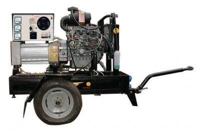 Дизельный генератор Вепрь АДА 25-230 РЯ с АВР