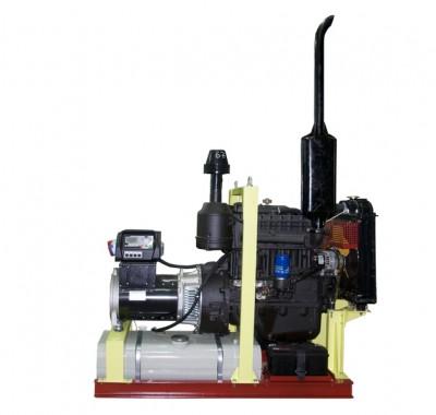 Дизельный генератор Вепрь АДС 80-Т400 РМ с АВР
