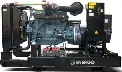Дизельный генератор Energo ED 450/400 D с АВР