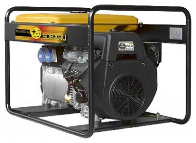 Бензиновый генератор Energo EB 12.0/230-SLE с АВР