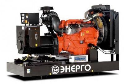 Дизельный генератор Energo ED 100/400HIM с АВР